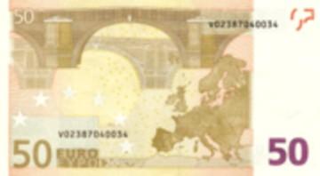 50_euro-verso, Einladungen